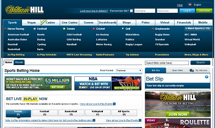 william hill english website